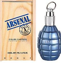 Düfte, Parfümerie und Kosmetik Gilles Cantuel Arsenal Blue - Eau de Parfum