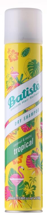 Trockenes Shampoo - Batiste Dry Shampoo Tropical — Bild N1