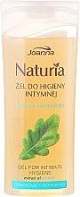 Düfte, Parfümerie und Kosmetik Gel für die Intimhygiene mit Eichenrindenextrakt - Joanna Naturia Intimate Hygiene Gel