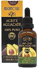 Düfte, Parfümerie und Kosmetik 100% Reines Bio Avocadoöl für Gesicht, Körper und Haar - Arganour Pure Organic Avocado Oil
