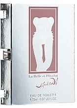 Düfte, Parfümerie und Kosmetik Salvador Dali La Belle et l'Ocelot Eau de Toilette - Eau de Toilette (Probe)