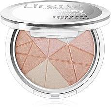 Düfte, Parfümerie und Kosmetik Schimmernder Mineralpuder - Lirene Shiny Touch Mineral Shimmer