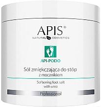 Düfte, Parfümerie und Kosmetik Aufweichendes Fußbadesalz mit Harnstoff - Apis Professional Api-Podo Softening Foot Salt With Urea