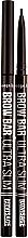 Düfte, Parfümerie und Kosmetik Mechanischer Augenbrauenstift - Luxvisage Brow Bar Ultra Slim