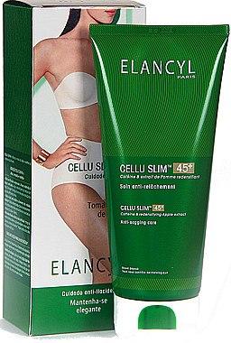 Anti-Cellulite Creme-Gel 45+ - Elancyl Cellu Slim 45+ Cream-Gel — Bild N1