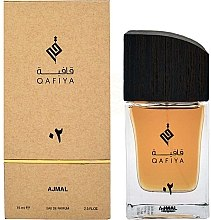 Düfte, Parfümerie und Kosmetik Ajmal Qafiya 2 - Eau de Parfum