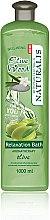 Düfte, Parfümerie und Kosmetik Entspannendes Badeschaum mit Olivenextrakt - Naturalis Olive Wood Relaxation Bath