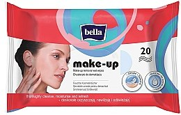 Düfte, Parfümerie und Kosmetik Make-up-Entfernungstücher 20 St. - Bella