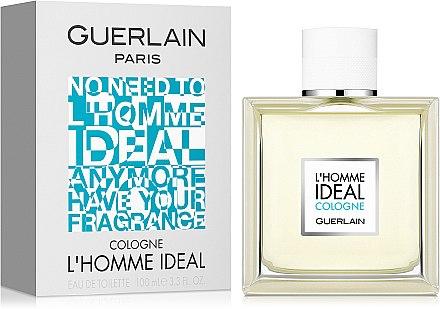 Guerlain L'Homme Ideal Cologne - Eau de Toilette — Bild N1