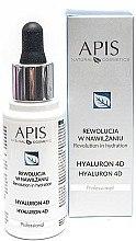 Düfte, Parfümerie und Kosmetik Hyaluronsäure - APIS Professional 4D Hyaluron