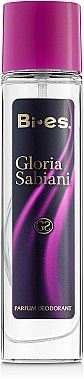 Bi-Es Gloria Sabiani - Parfum Deodorant Spray