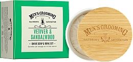 Düfte, Parfümerie und Kosmetik Rasierseife mit Vetiver und Sandelholz - Scottish Fine Soaps Vetiver & Sandalwood Shaving Soap