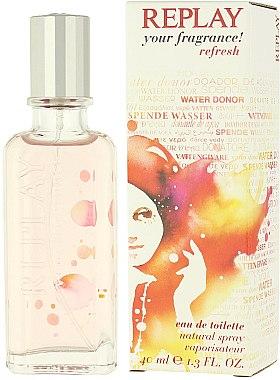 Replay Your Fragrance Refresh for Her - Eau de Toilette — Bild N3