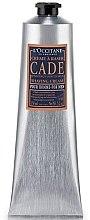 Düfte, Parfümerie und Kosmetik Rasiercreme mit Wacholder - L'Occitane Cade Shaving Cream Men