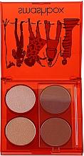 Düfte, Parfümerie und Kosmetik Make-up Palette - Smashbox Halo Cheek Palette