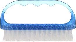 Düfte, Parfümerie und Kosmetik Kosmetische Nagelbürste 74752 blau - Top Choice