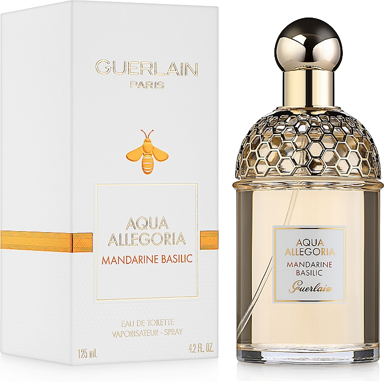 Guerlain Aqua Allegoria Mandarine Basilic - Eau de Toilette  — Bild N2