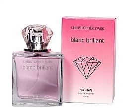 Düfte, Parfümerie und Kosmetik Christopher Dark Blanc Brillant - Eau de Parfum