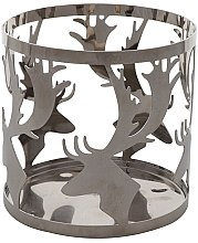 Düfte, Parfümerie und Kosmetik Kerzenhalter für Yankee Candle Duftkerzen im Glas - Yankee Candle Nordic Stag Jar Sleeve Holder