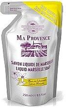 Düfte, Parfümerie und Kosmetik Marseiller Flüssigseife Zitrone - Ma Provence Liquid Marseille Soap Lemon