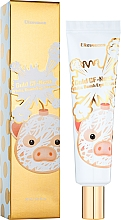 Düfte, Parfümerie und Kosmetik Augencreme mit Schwalbennestextrakt - Elizavecca Gold Cf Nest White Bomb Eye Cream