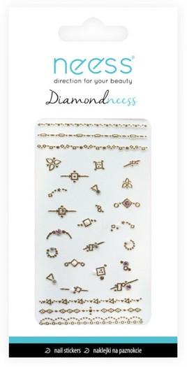 Nagelaufkleber 3712 - Neess Diamondneess — Bild N1
