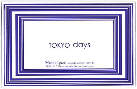 Masaki Matsushima Tokyo Days - Eau de Parfum — Bild N1