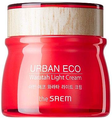 Leichte Gesichtscreme mit Telopea-Extrakt - The Saem Urban Eco Waratah Light Cream — Bild N1