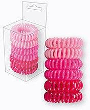 Haargummis rosa 6 St. 22432 - Top Choice — Bild N1