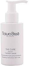 Düfte, Parfümerie und Kosmetik Revitalisierende Schaummaske für das Gesicht - Natura Bisse The Cure Instant Therapy Mask