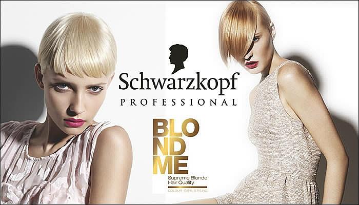 Blond Aufhellercreme - Schwarzkopf Professional BlondMe Blonde Lifting — Bild N5