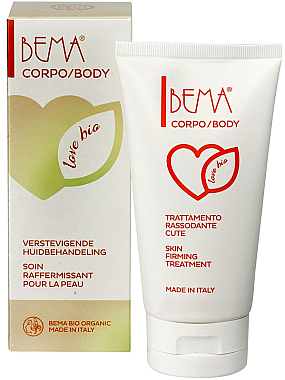 Hautstraffende Körpercreme - Bema Cosmetici Bema Love Bio Skin Firming Treatment — Bild N1