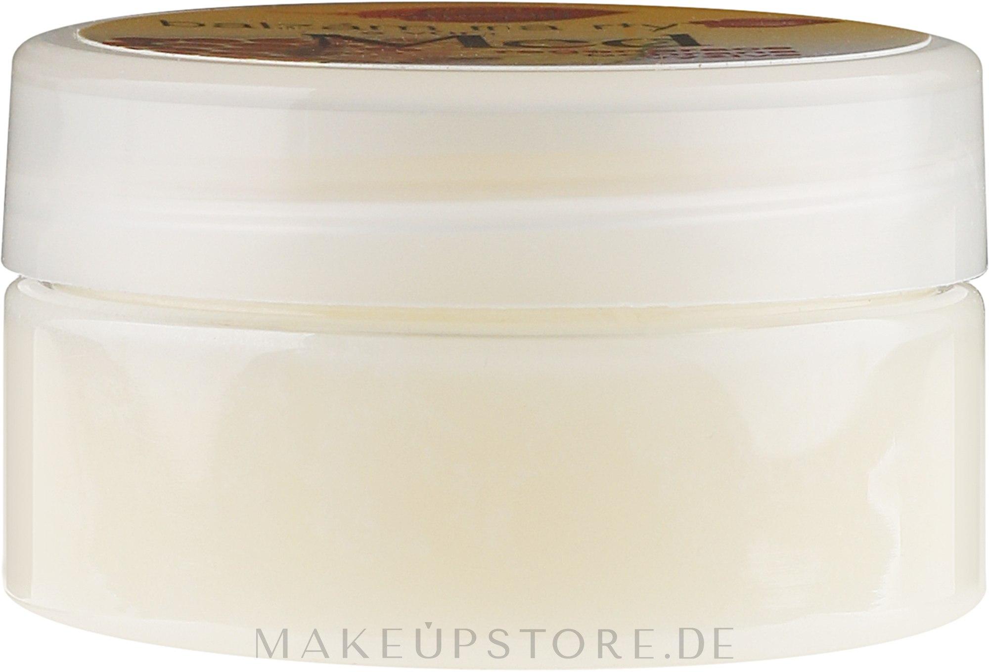 Lippenbalsam - Bione Cosmetics Honey + Q10 With Vitamin E and Bee Wax Lip Balm — Bild 25 g