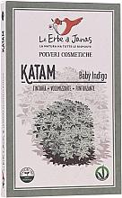Düfte, Parfümerie und Kosmetik Natürlich färbendes Pflanzenpulver aus Katam - Le Erbe di Janas Katan Powder