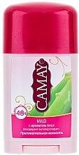 Düfte, Parfümerie und Kosmetik Deostick Antitranspirant - Camay Mild