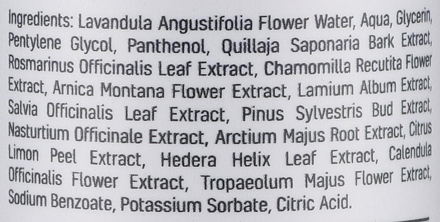 Haar- und Kopfhautlotion mit Lavendel und Panthenol - NaturalME Natural Hair Line Lotion — Bild N3