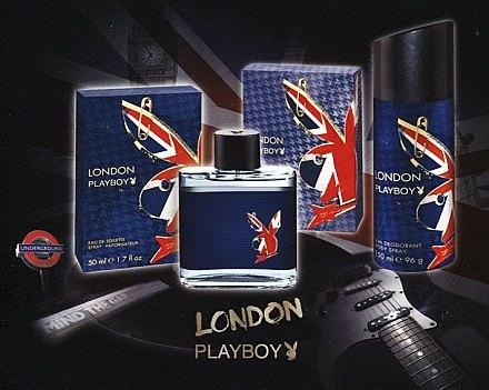 Playboy London - Deodorant spray  — Bild N4