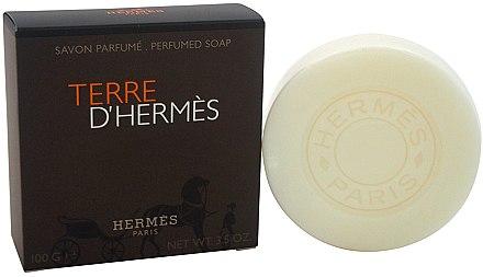 Hermes Terre dHermes - Parfümierte Körperseife — Bild N1