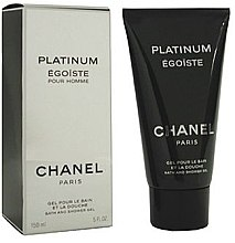 Düfte, Parfümerie und Kosmetik Chanel Egoiste Platinum - Duschgel