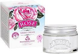 Düfte, Parfümerie und Kosmetik Nachtcreme mit Rosenöl - Bulgarian Rose Rose Night Cream