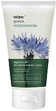 Düfte, Parfümerie und Kosmetik Sanftes Gesichtsreinigungsgel - Tolpa Green Cleanup Gel