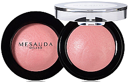 Düfte, Parfümerie und Kosmetik Gebackenes Rouge - Mesauda Milano Diamond Blush Baked