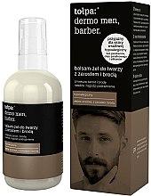 Düfte, Parfümerie und Kosmetik Bartpflege-Gel - Tolpa Dermo Men Barber
