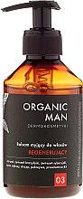 Düfte, Parfümerie und Kosmetik Regenerierende Haarspülung - Organic Life Dermocosmetics Man