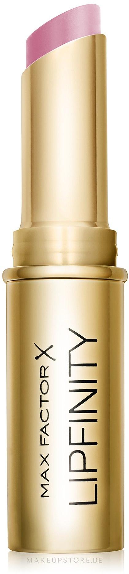 Lippenstift - Max Factor Lipfinity Long Lasting Lipstick — Bild 10 - Stay Exclusive