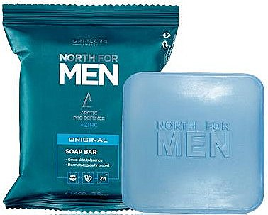 Seife für Männer - Oriflame North Original For Men — Bild N1
