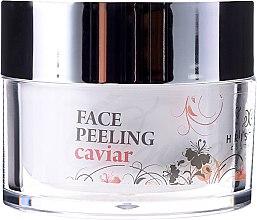 Düfte, Parfümerie und Kosmetik Nährendes Anti-Aging Gesichtspeeling mit Kaviar-Extrakt - Hristina Cosmetics Orient Caviar Face Peeling