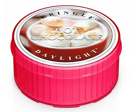 Duftkerze Hot Chocolate - Kringle Candle Daylight Hot Chocolate — Bild N1