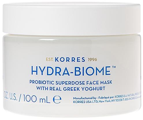 Gesichtsmaske mit griechischem Joghurt - Korres Greek Yoghurt Hydra-Biome Probiotic Superdose Face Mask — Bild N1