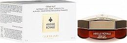 Düfte, Parfümerie und Kosmetik Anti-Falten Nachtcreme mit Honig und Vitamin E - Guerlain Abeille Royale Night Cream Firms Smoothes Redefines